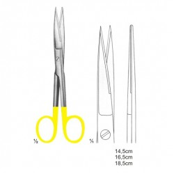 Scissors with Tungsten Carbide Inserts (Standard) CVD