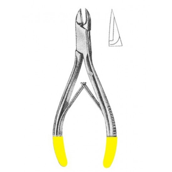 Wire Cutting Plier with T.C Inserts (Cutting Plier)